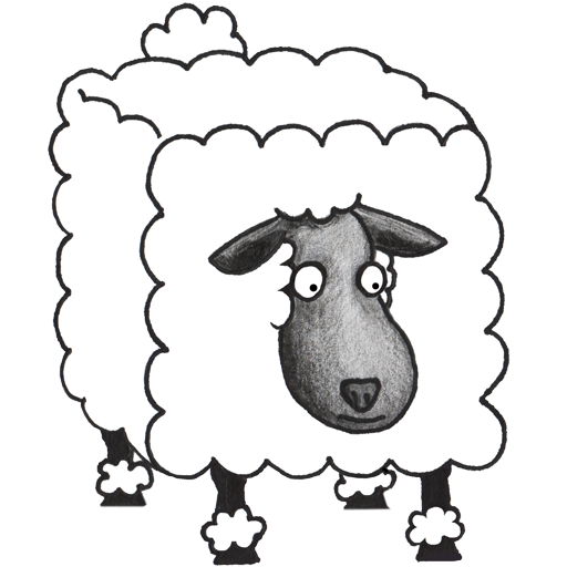 [bah bah block sheep]